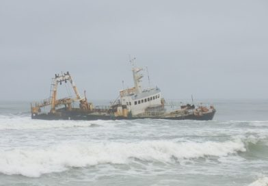 Skeleton Coast – Shipwrecks, Skeletons, and Sorrow