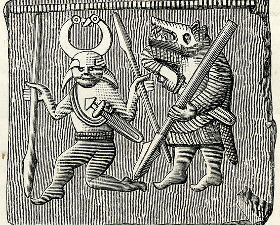 Viking berserkers