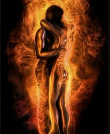 Fire of Passion Ignites