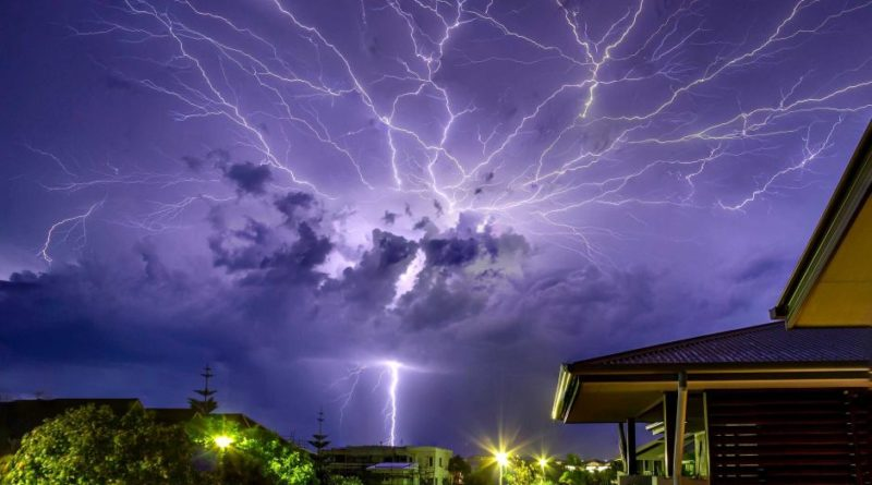 The Power Show…nature unleashed