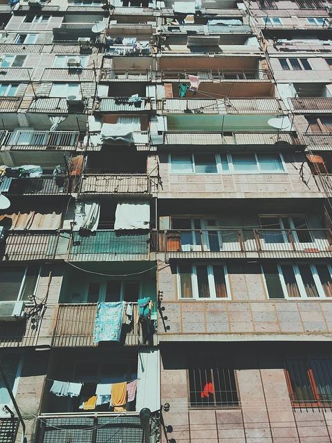 Concrete Dwellings