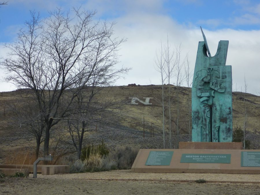 Basque Monument Reno Nevada
