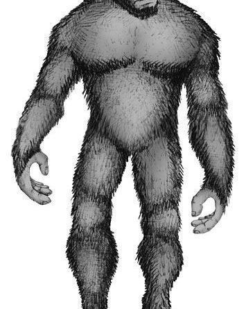 Bigfoot, Popelick Monster, and Dead Lover