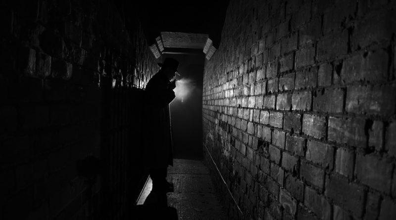 The Alleyway Stranger