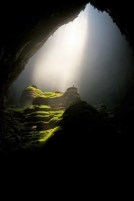 Caverns Deep, Where Shadows Creep