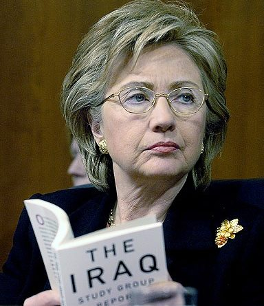 An Ode To Hilary…the heartless
