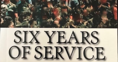 """Six Years of Service"""