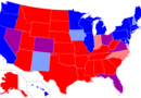 Red State, Blue State, Checkmate, Stalemate