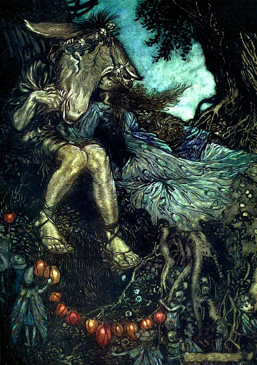 """Bottom from """"Midsummer Nights Dream"""""""