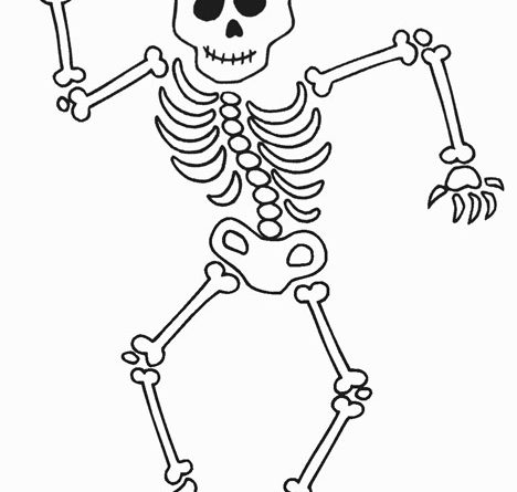 Grandma Bones – A Halloween Story