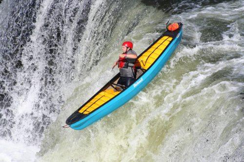 canoeing challenge