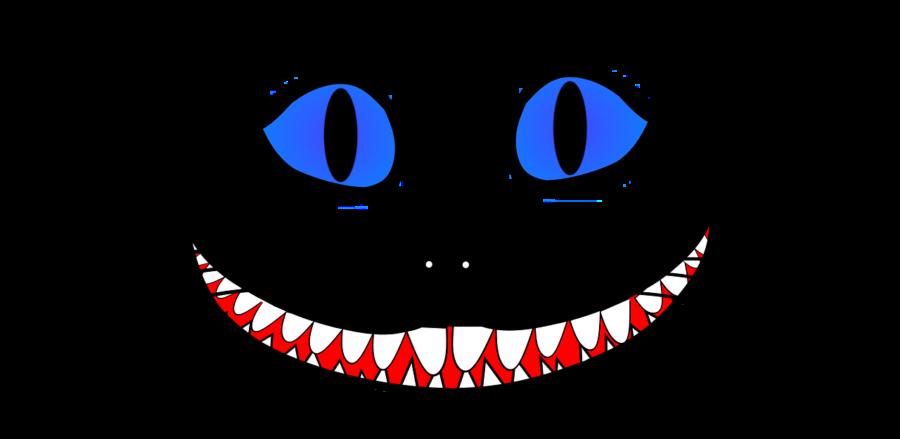 painted on false smile