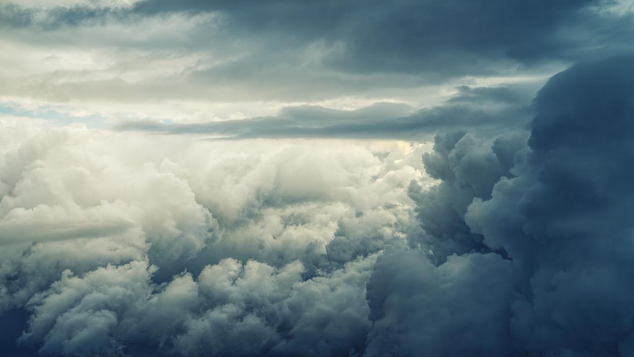 A New Home in Cumulus Clouds