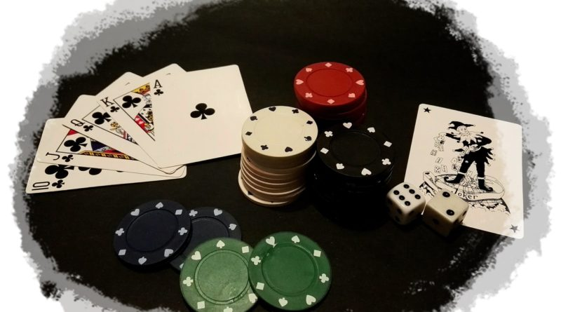 Cowboy Gambling