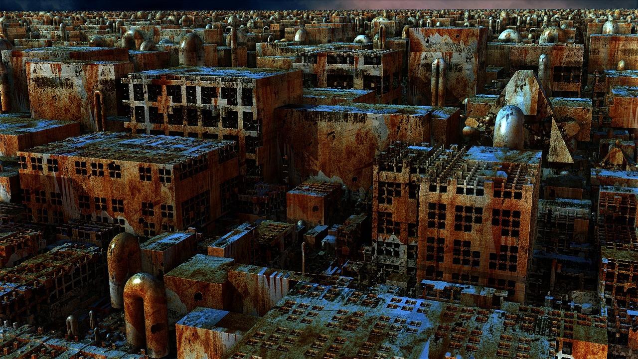 Dystopia, the Sorrow