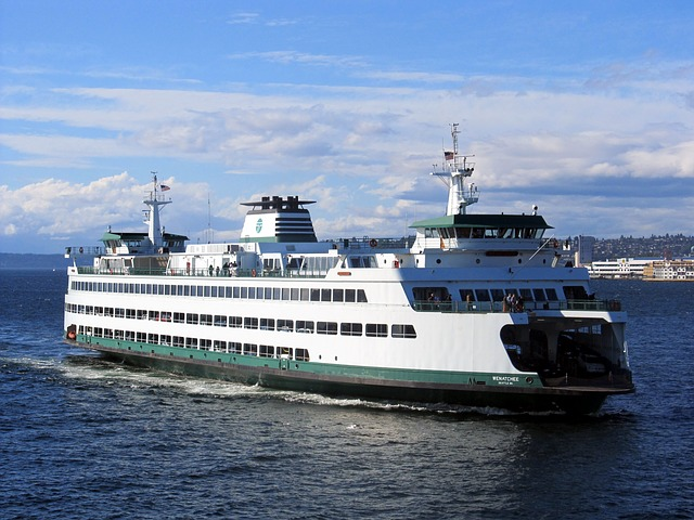 Ferry Boat to Friday Harbor