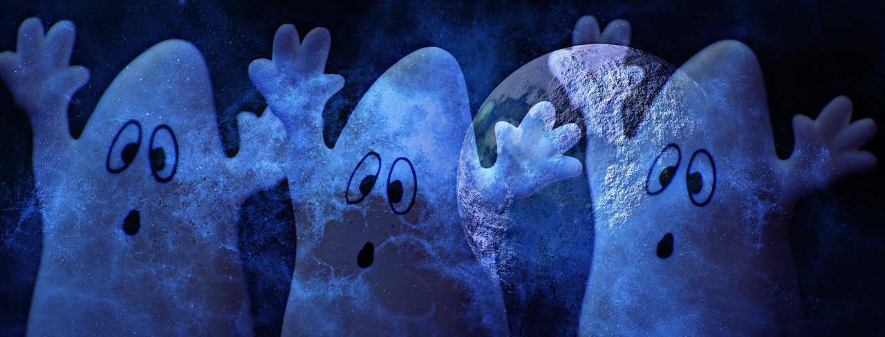 Who You Gonna Call? – Ghostwriter