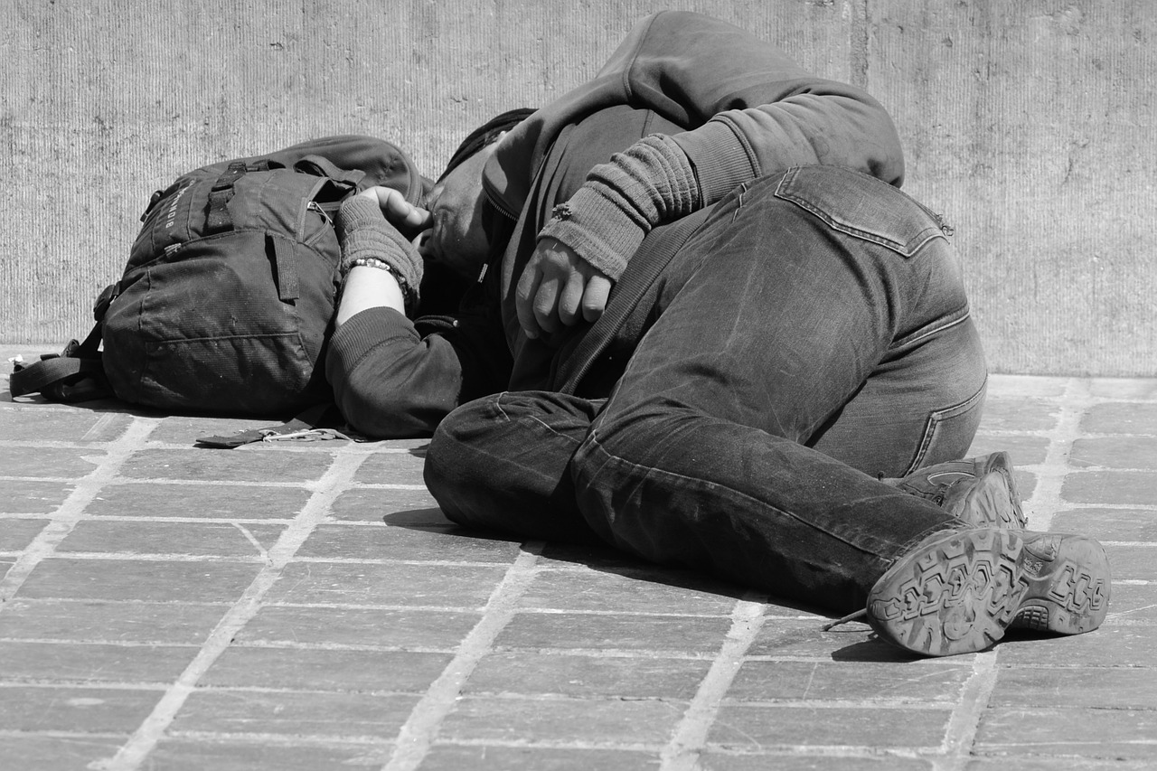 Homeless on the Streets of LA