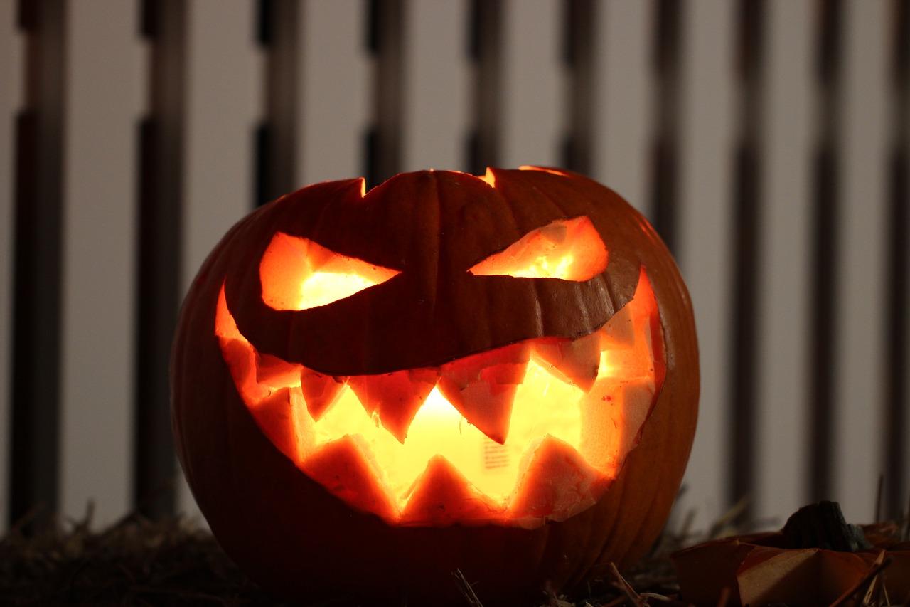 A Child's Halloween