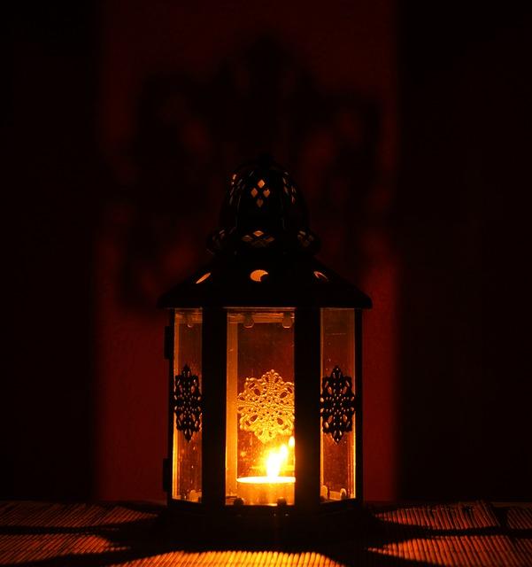 spiritual lantern carrier