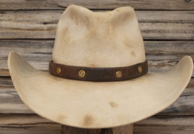 Old Cowboy Hat