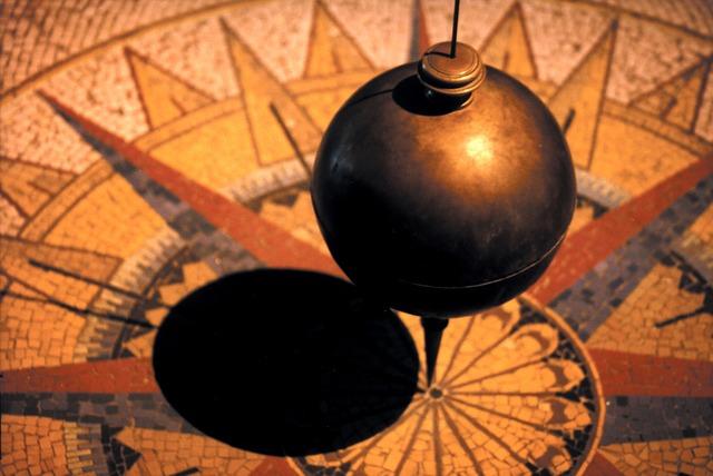 Pendulum Swings Mark the Passing of Time
