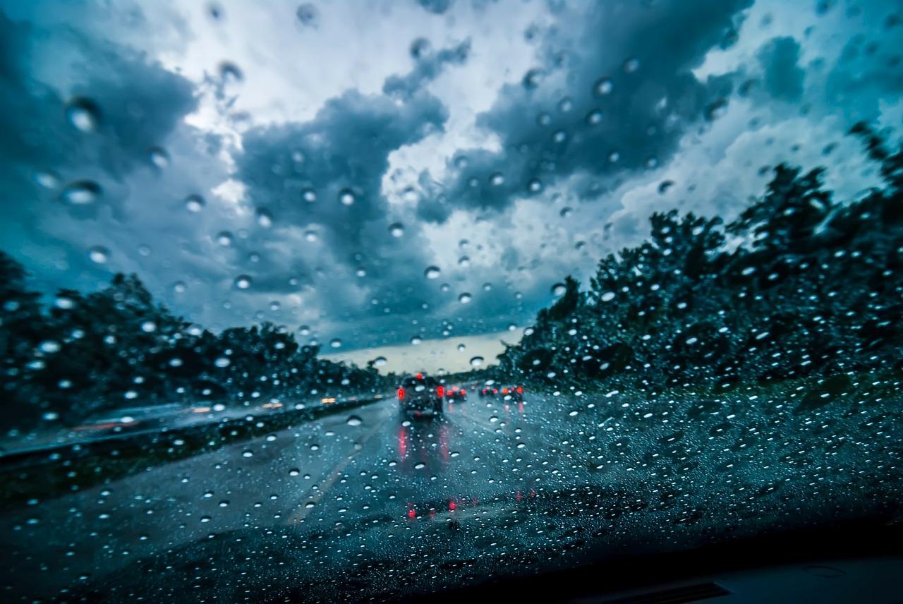 Softly Falling Rain
