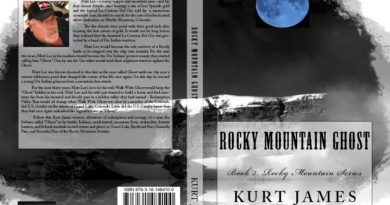 ROCKY MOUNTAIN GHOST By Kurt James