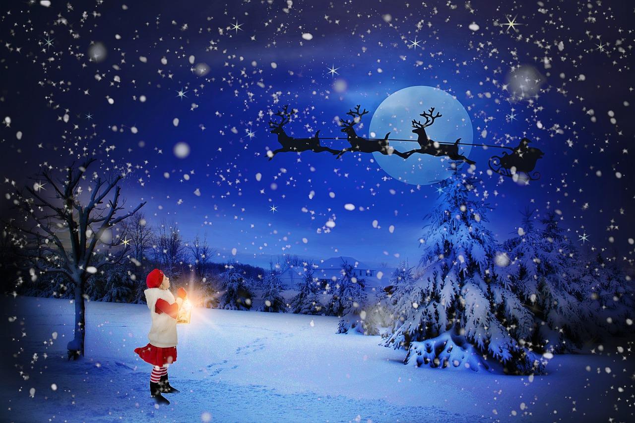 The Night Santa Came