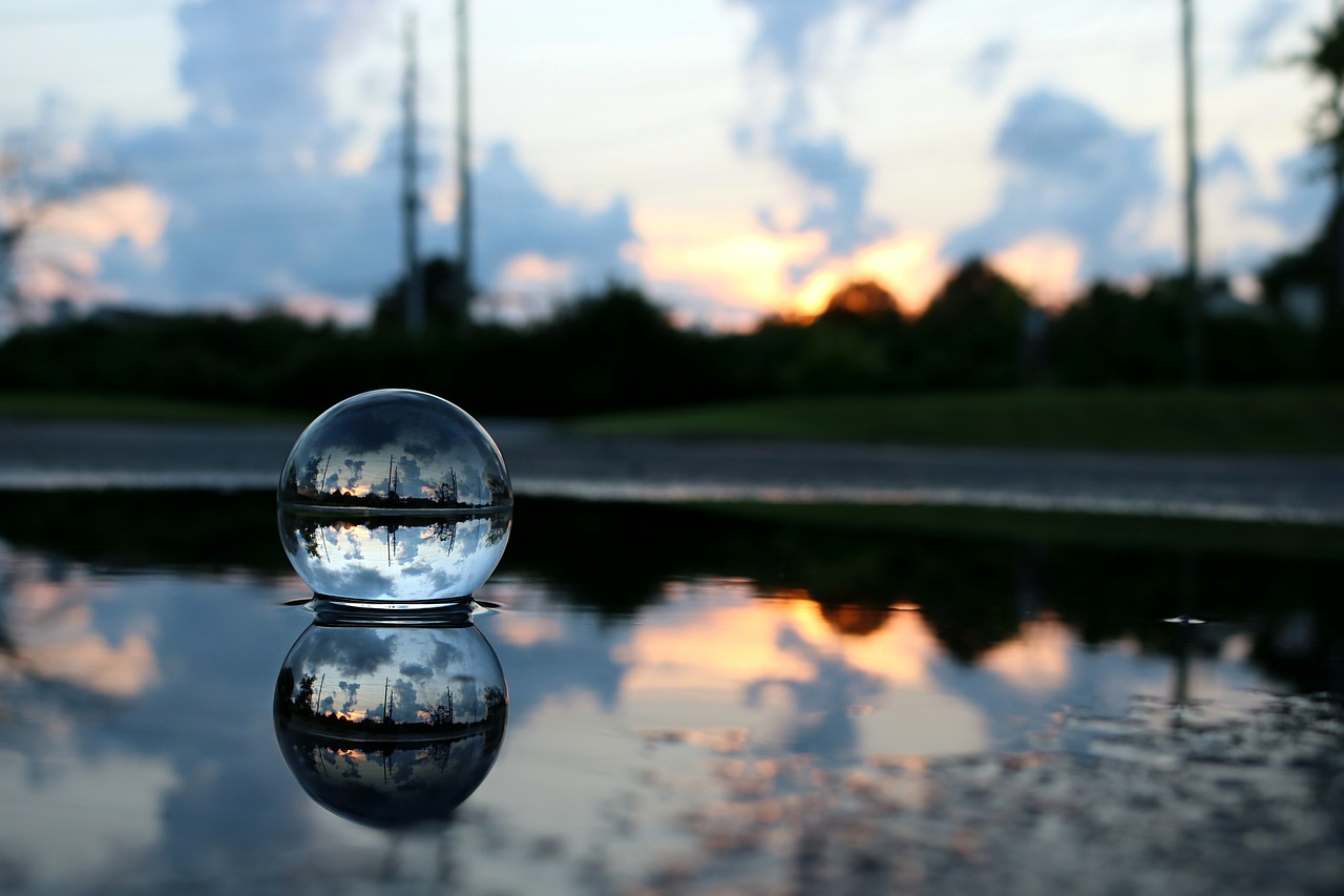 Summer Rain…a cleansing flow