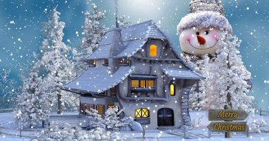 Wonderful Christmas Things I Love – Acrostic