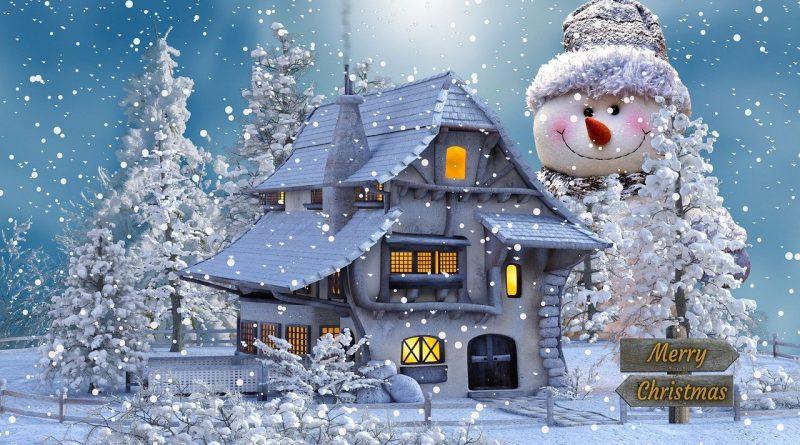 Wonderful Christmas things