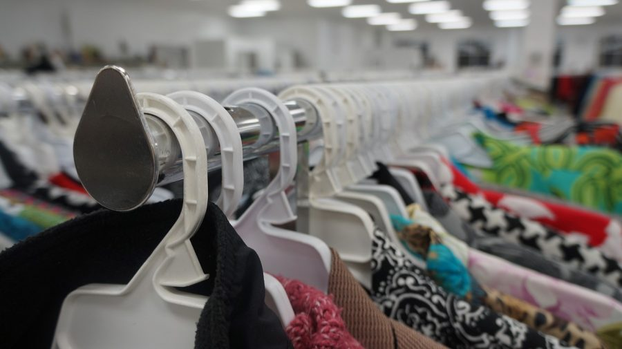 At the Goodwill Monday 2021