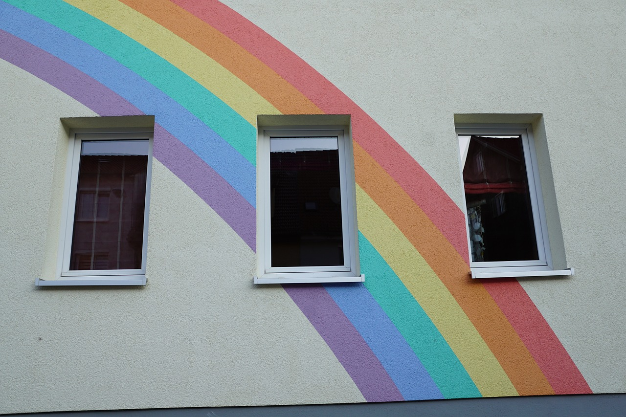 Windows od Rainbows