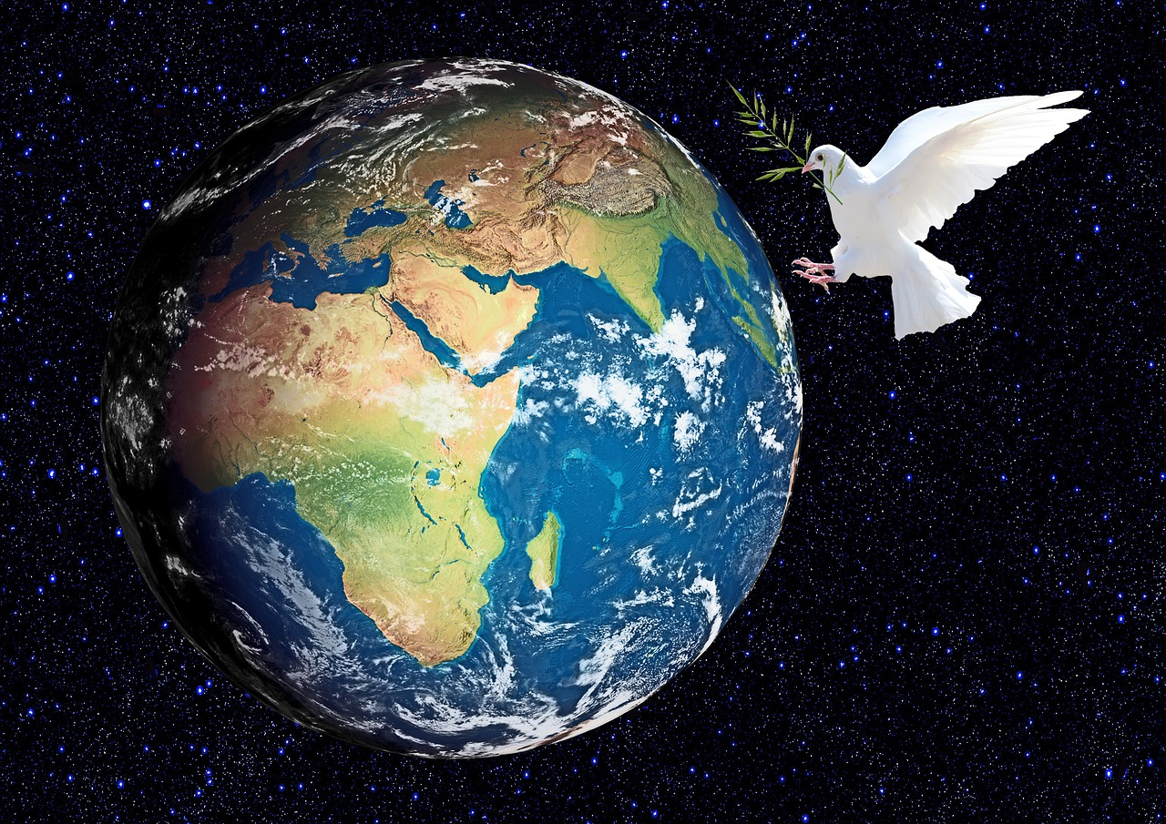 World Peace Day September 21, 2019 – Peace Shall Reign