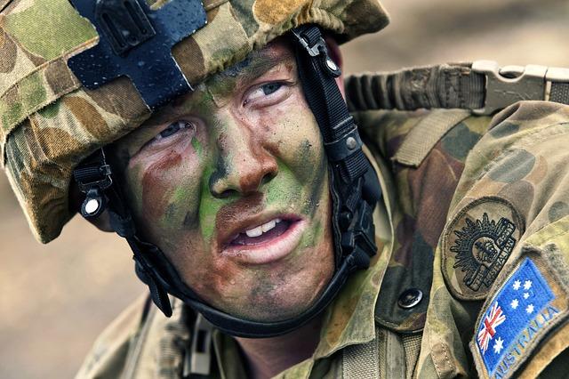 minds,Australian, Soldiers