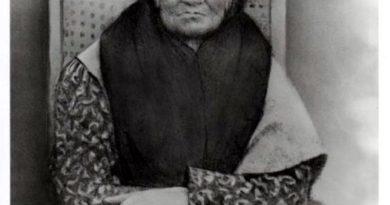 Cherokee Woman