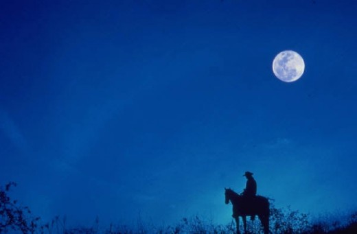 prairie night