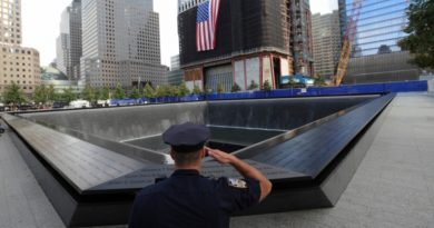 Remembering September 11th – In My Own Words