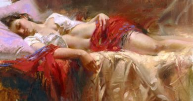 Sleeping Beauty – Exquisite Slumber