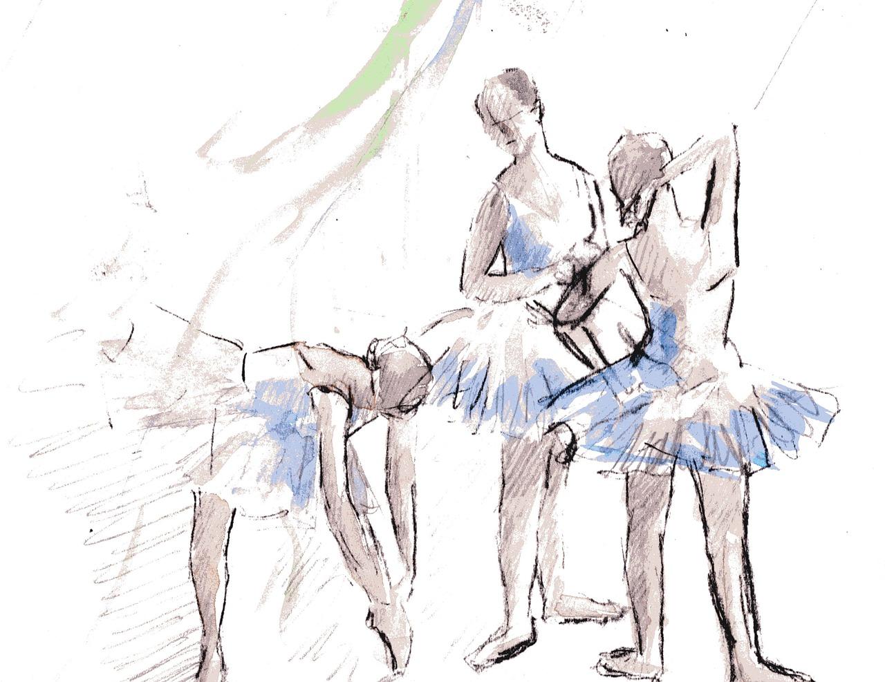 Love of Degas