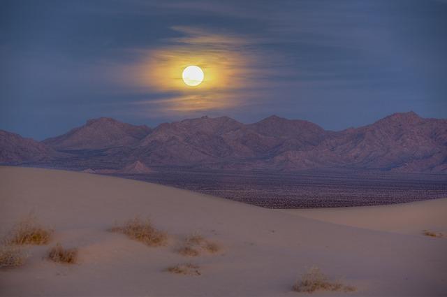 desert wind ghosts