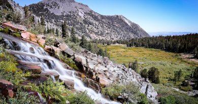 Mount Rose Summit Trail - Thomas Creek