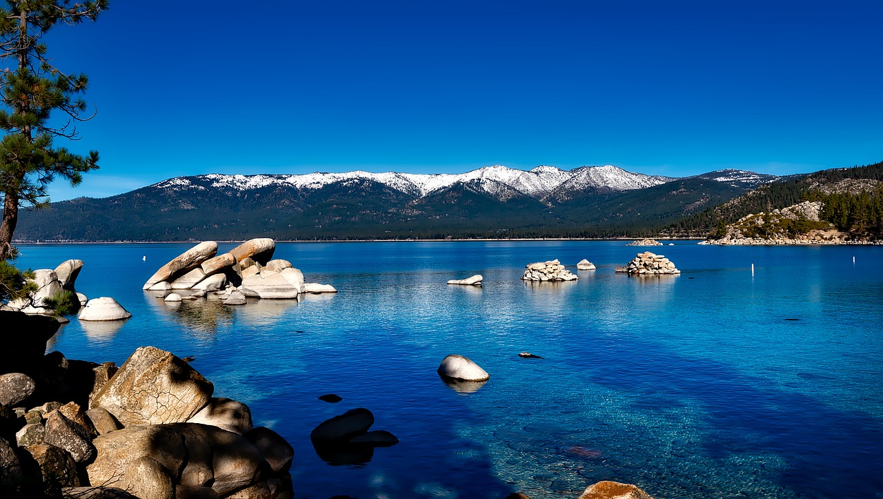 Explore Lake Tahoe California: Tahoma
