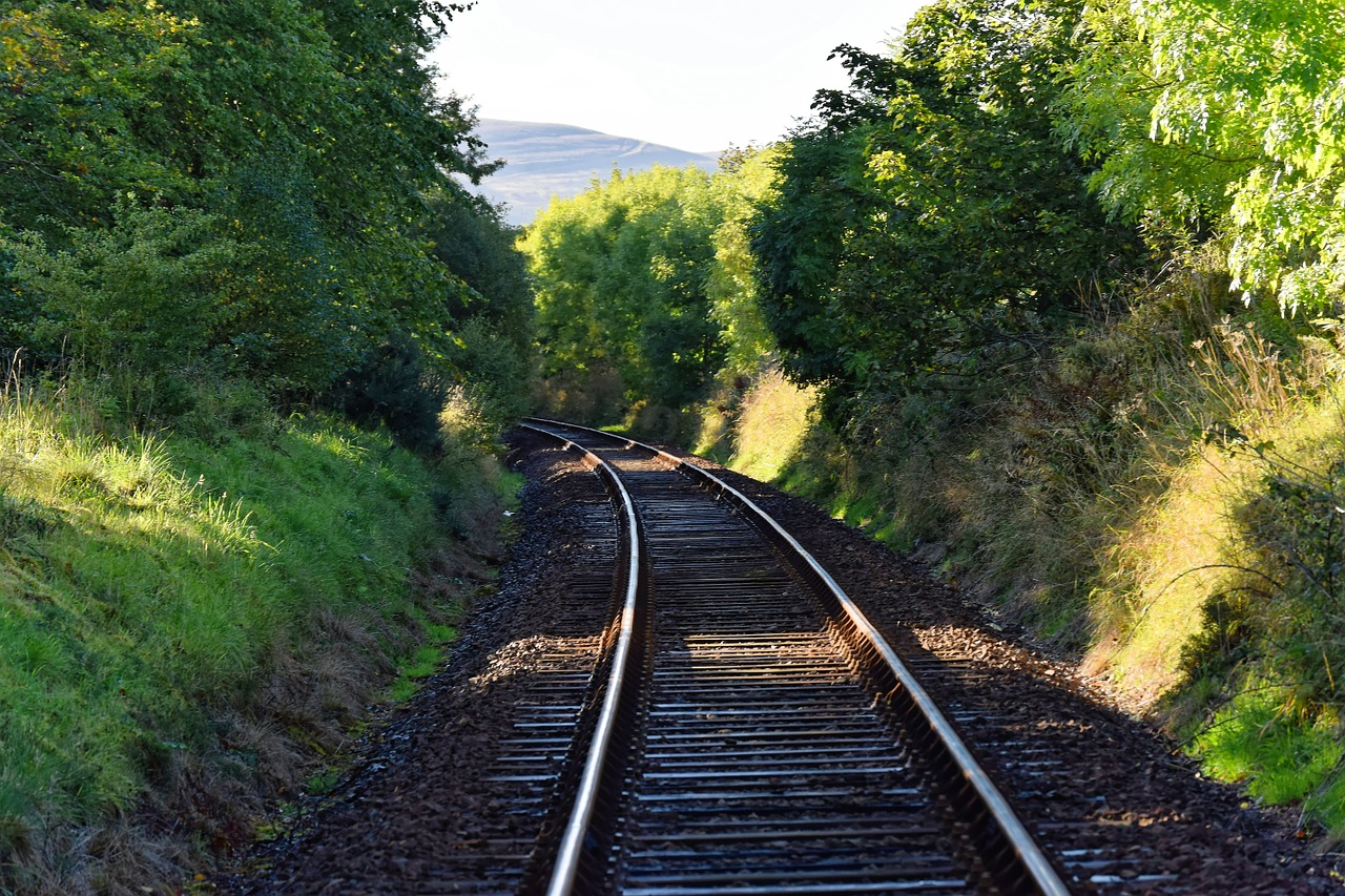 The Railway of My Mind