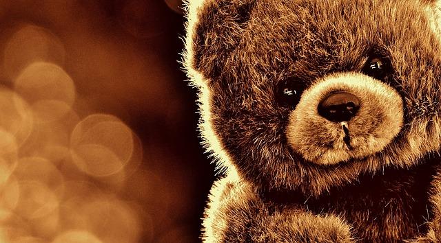 grubby bear