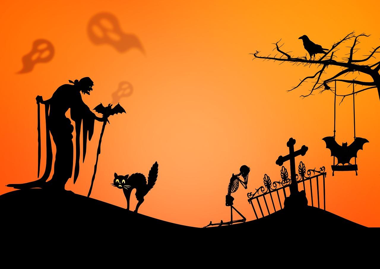 On Halloween Night 2021